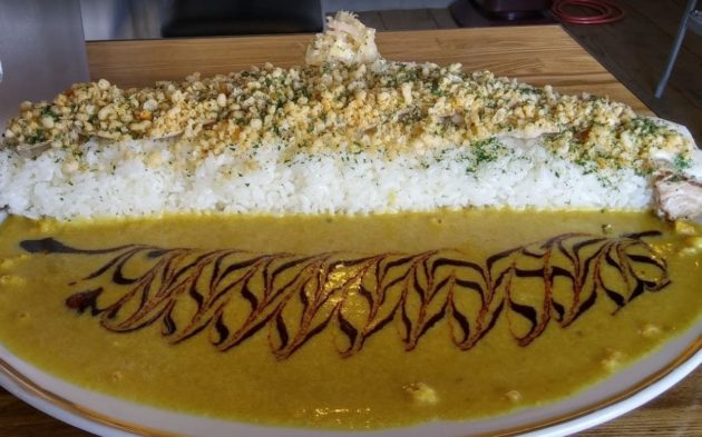 HARRY CURRYのカレー2