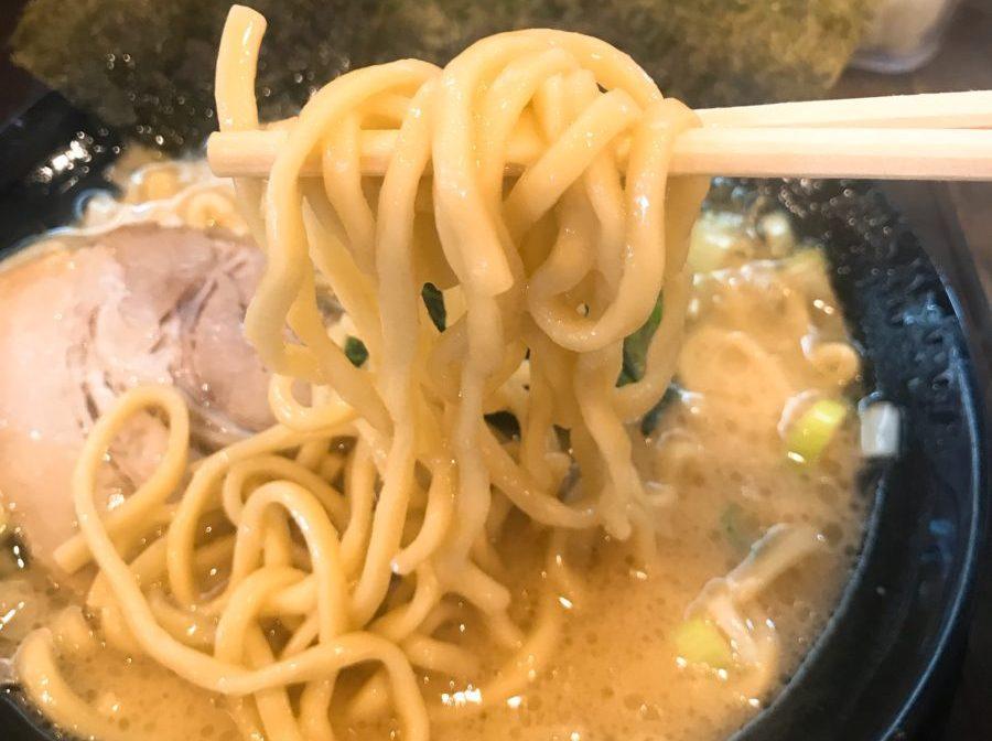 麺(さがみ家)