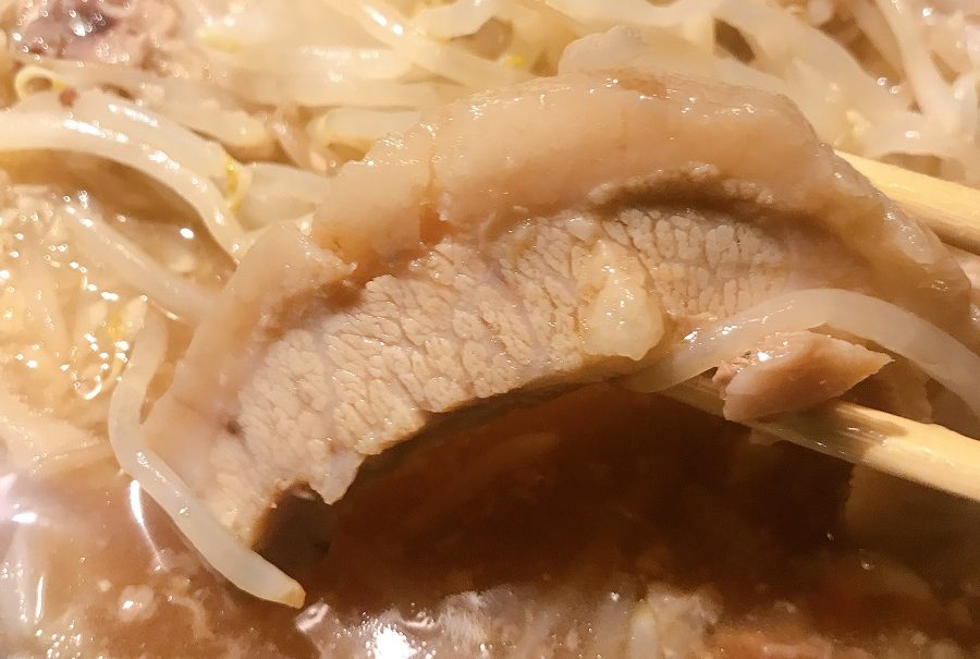 チャーシューバラ肉