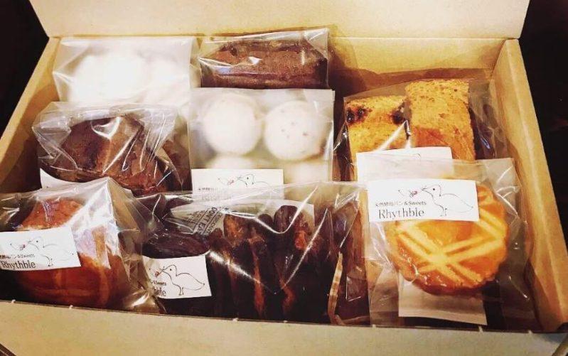 栃木県産小麦をつかった焼き菓子ギフト