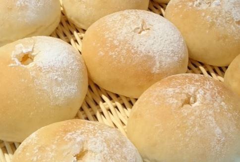 ハイジのクリームパン