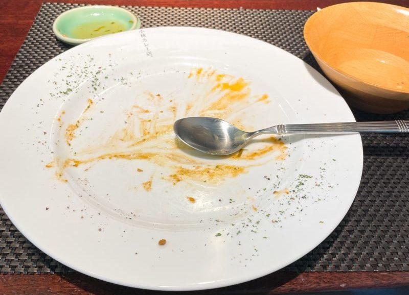 キーマカレー完食