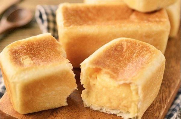 ミニ食クリームパン