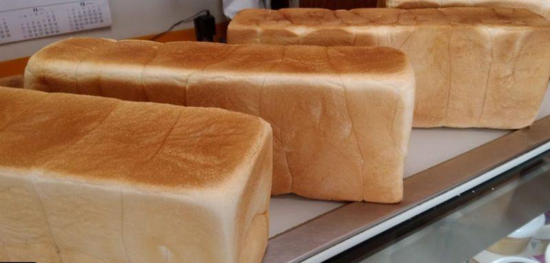 吉沢製パンの食パン